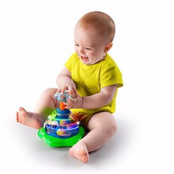 Bright Starts Glow Spinner Baby Toy - 4