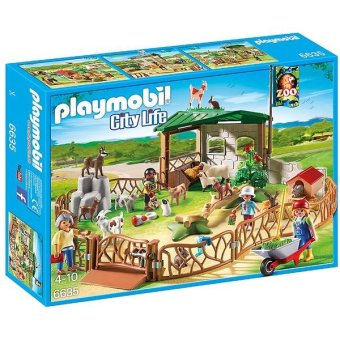 Harga Playmobil 6635 Children's Petting Zoo