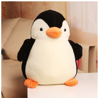 Harga 15inch Penguin Plush Stuffed Toy for Children Baby Toys