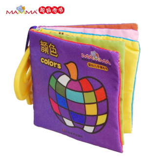 Harga Mom cloth book baby book