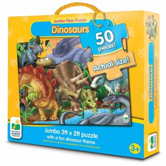 Harga The Learning Journey Jfp - Dinosaurs