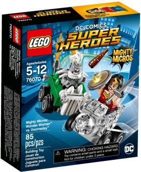 Harga LEGO 76070 Super Heroes Mighty Micros: Wonder Woman vs. Doomsda