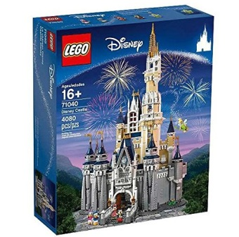 Harga LEGO Castle 71040 The Disney Castle