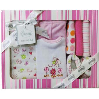 Harga Owen 9 Piece Gift Set Pink