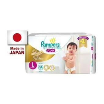 Harga Pampers Premium Care Pants L34
