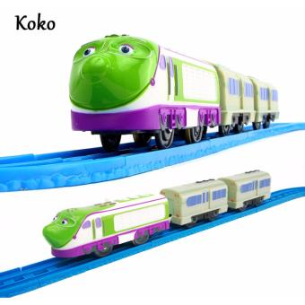 Harga TOMY Chuggington Trains - KOKO - for Trackmaster and Plarail