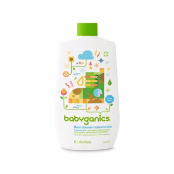 Harga Babyganics Floor Cleaner Concentrate – Fragrance Free