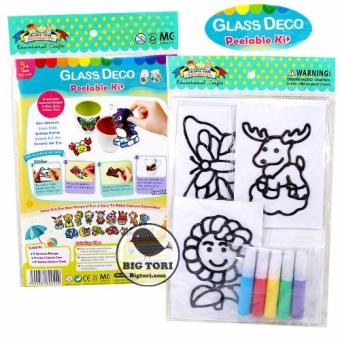 Harga 3 in 1 Glass Deco