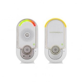 Harga Motorola MBP8 Wireless Mains Powered Digital Audio Baby Monitor