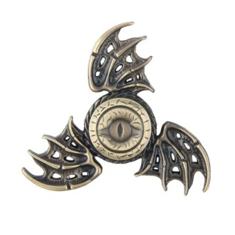 Harga Bevoker Fidget Toy Game of Thrones Hand Spinner Metal Finger Stress Tri Spinner Dragon - intl