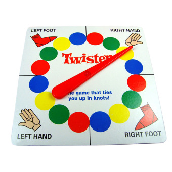 360WISH Twister Twist Game Type 2 - 3