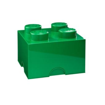 Harga LEGO Storage Brick 4 (Dark Green)