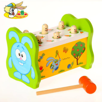 Harga And young was music puzzle percussion Wooden Toys