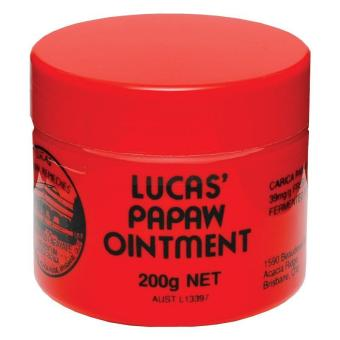 Harga Lucas' Papaw Remedies - Papaw Ointment 200g