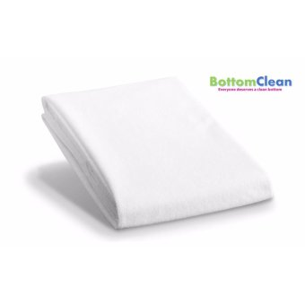 Harga Single Size 100% Waterproof Terry Mattress Protector