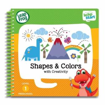 Harga LEAPFROG Leapstart Book - Shapes & Colors With Creativity