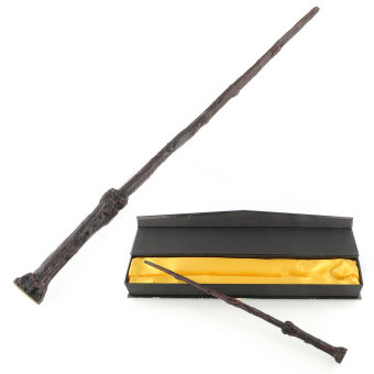 2015 Mystical Lord Cosplay Harry Potter Replica Magical Magic Wand with Box