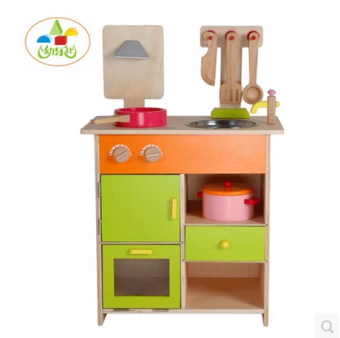 Harga Wooden children's over every family educational toys can be disassembly simulation kitchen stove Taiwan kitchen over every family tools