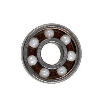 Harga High Speed 608 Hybrid Ceramic Center Bearing for Fidget Finger Spinner Toys Silver - intl