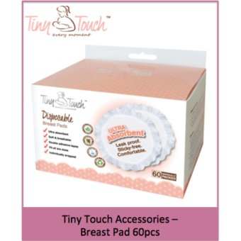 Harga Tiny Touch Accessories - Breast Pad 60pcs