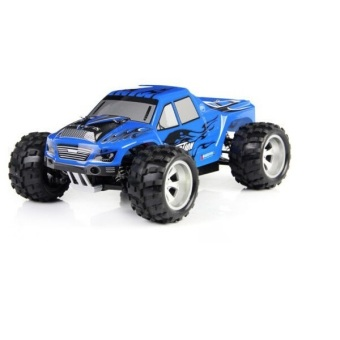Harga WL Toys A979 RC Off Road Truck (Blue) - intl