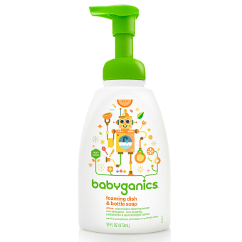 Harga Babyganics Foaming Dish and Bottle Soap - Citrus