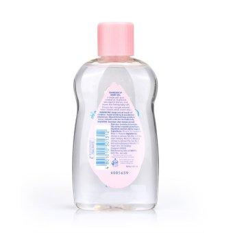 Johnson's Baby Oil Regular 125ml - 3