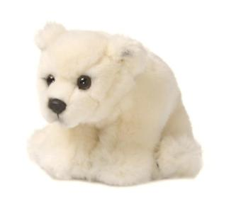 Harga WWF Plush Polar Bear Floppy - 6 Inches