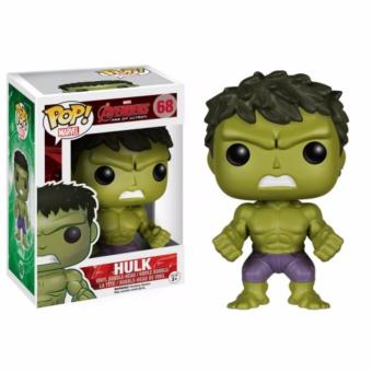 Harga Funko POP! Marvel: #68 Avengers Age of Ultron- Hulk