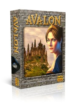 Harga Indie Boards & Cards The Resistance Avalon