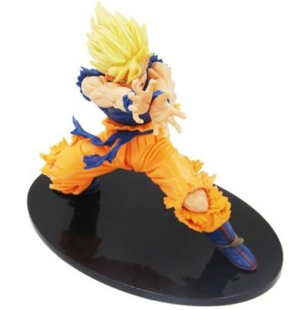 Harga Japanese Anime Dragon Ball Z 7 inch/18cm Son Goku PVC Toy Model Action Figure