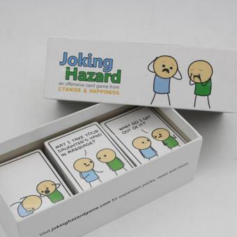 Harga Joking Hazard Party Game Funny Games For Adults With Retail Box Comic Strips Card Games - intl