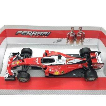 BBurago 1:43 F1 - Ferrari Racing SF16-H #7 Kimi Raikko die-cast model cars - intl - 2