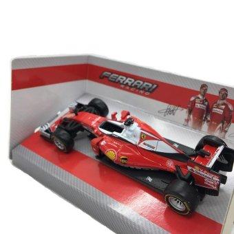 BBurago 1:43 F1 - Ferrari Racing SF16-H #7 Kimi Raikko die-cast model cars - intl - 3