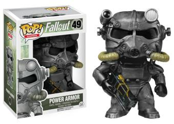 Harga Funko POP! Games: #49 Power Armor - Fallout