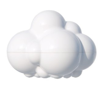 Moluk Plui Rain Cloud Bath Toy - 2