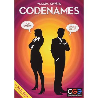 Harga CodeNames Card Game Board Game