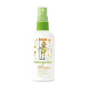 Harga Babyganics Natural Insect Repellent, 2 oz