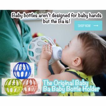 Ba Baby Bottle Holder (Blue) - 3