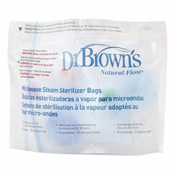 Harga Dr. Brown's Microwave Steam Sterilizer Bags
