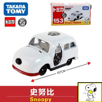 Harga Snoopy snoopy series of disney cars tomy alloy car models 466390 boy toy