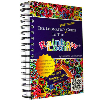 Harga The Loomatic's Interactive Guide to the Rainbow Loom®