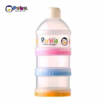 Harga Puku Baby Food Container