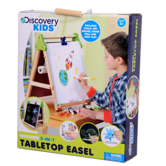 Harga Discovery Kids 3-in-1 Artist Tabletop Easel