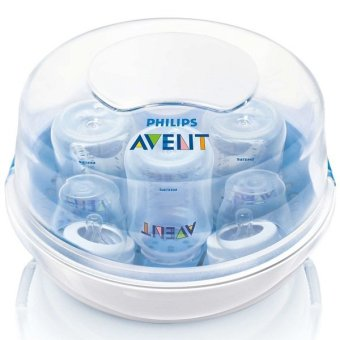 Harga Philips AVENT Microwave Steam Sterilizer