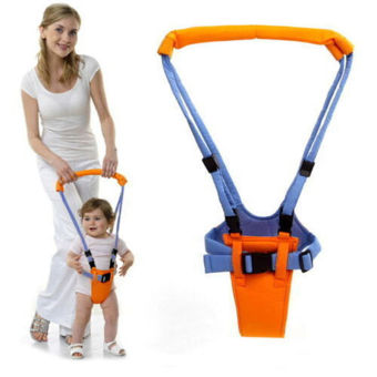 Harga Kid Ba by Infant Toddler Harness Walk Learning Assistant Walker Jumper Strap Belt - intl