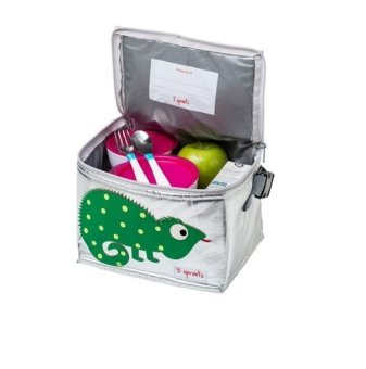 New 3 Sprouts Insulated Lunch Bag - Iguana - 4