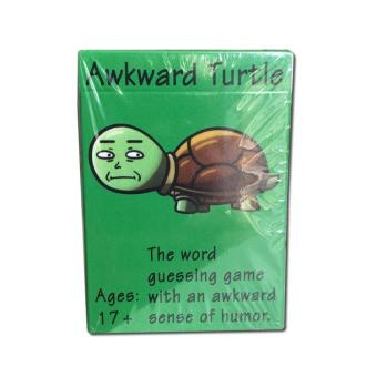 Harga Hot Game Awkward Turtle Adult Funny Party Game Cards Word Game with a Crude Sense of Humor Classic Board Game by Da Vinci's Room - intl