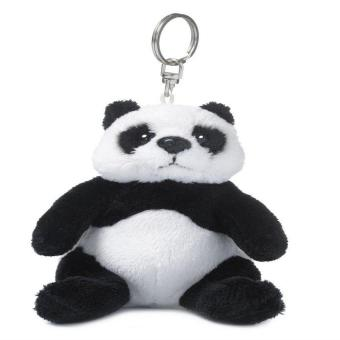 Harga WWF Plush Panda Bear Keychain - 4 Inches