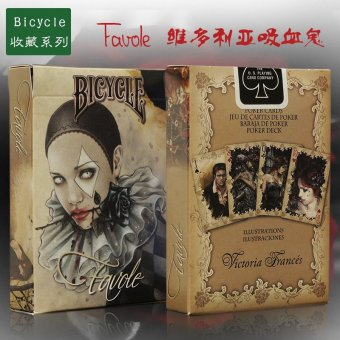 Harga Bicycle playing cards bicycle poker card version of the classic vampire victoria american original poker
